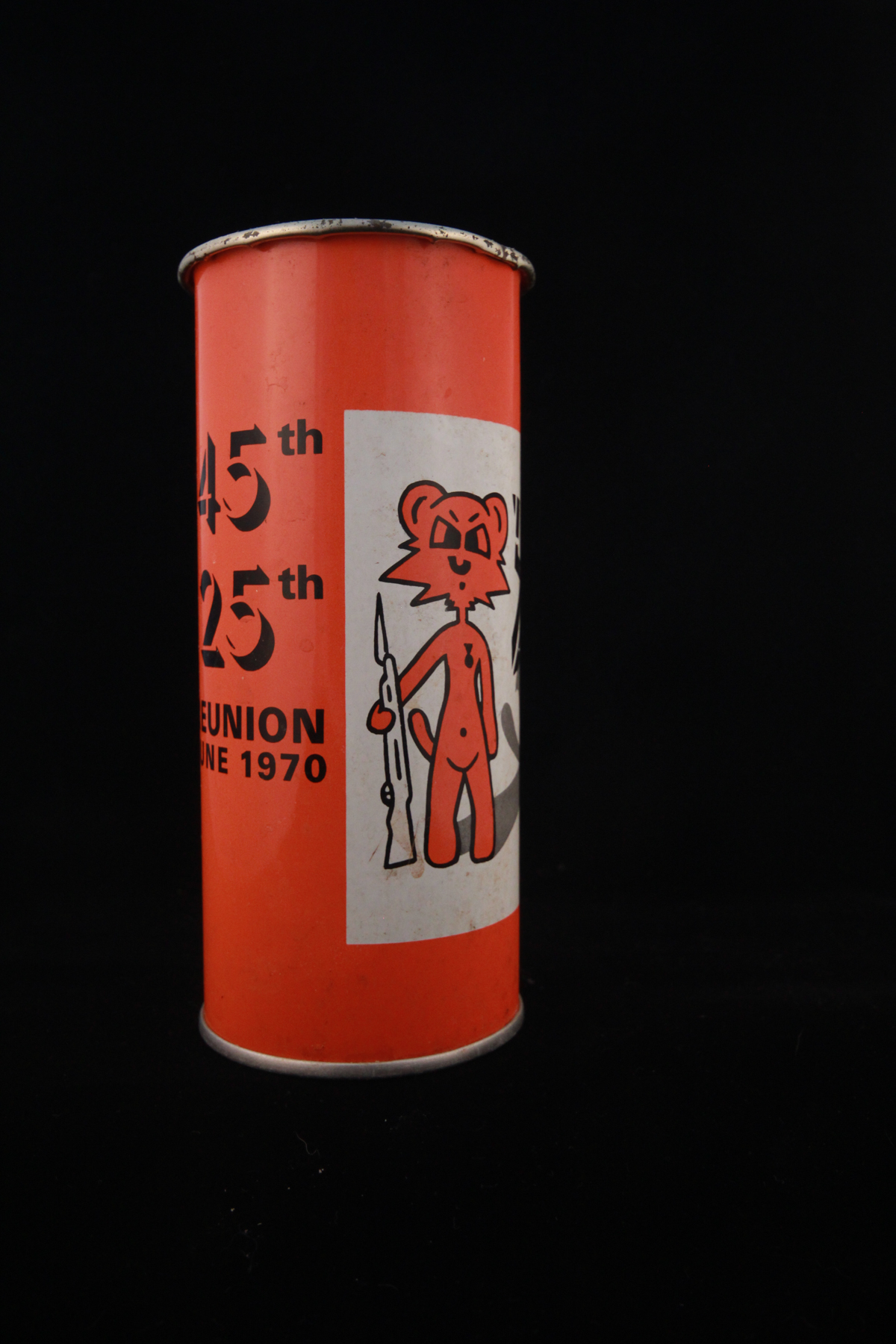 Beer Can 1945 25th Reunion Side One