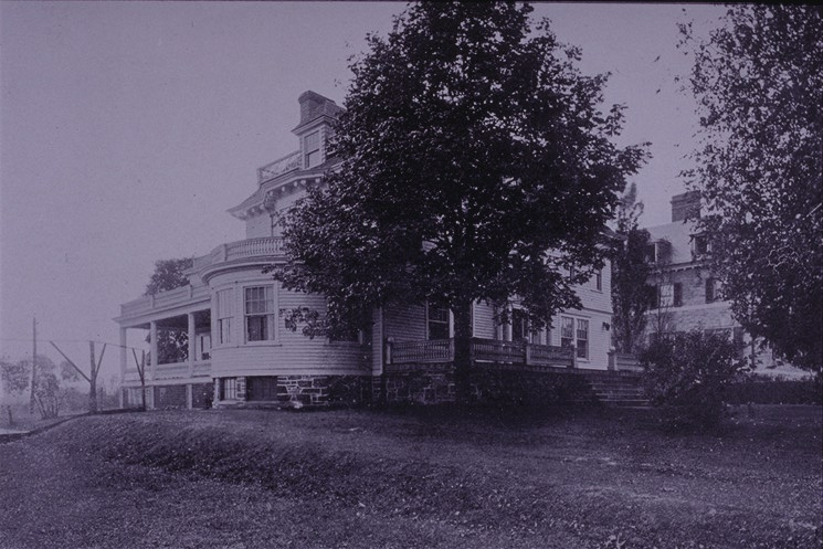 Key and Seal Club circa 1916