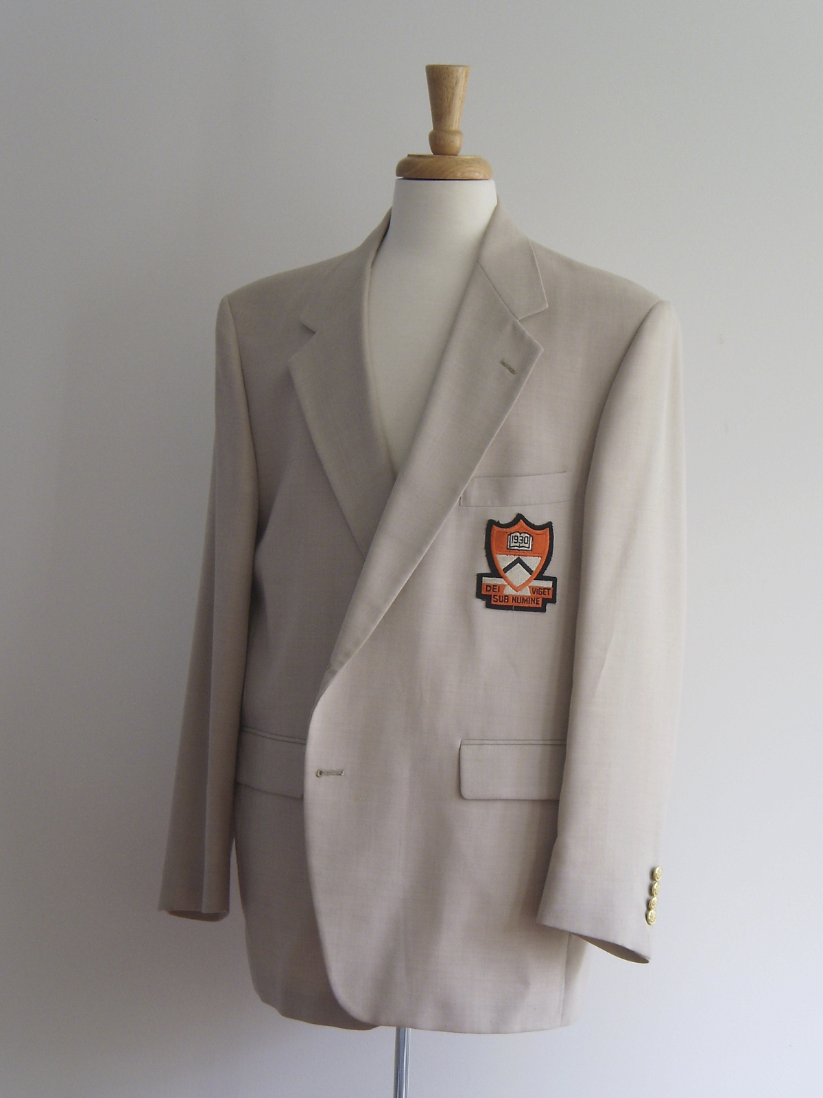 Reunion Jacket 1930 Front