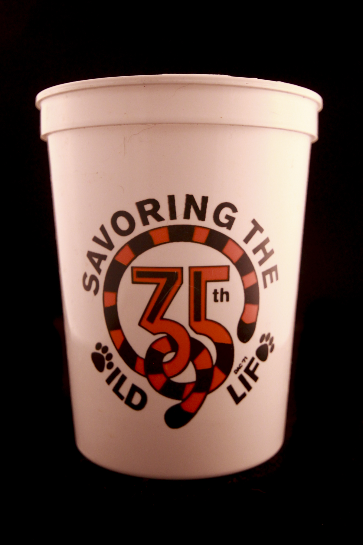 Beer Cup 1971 35th Reunion