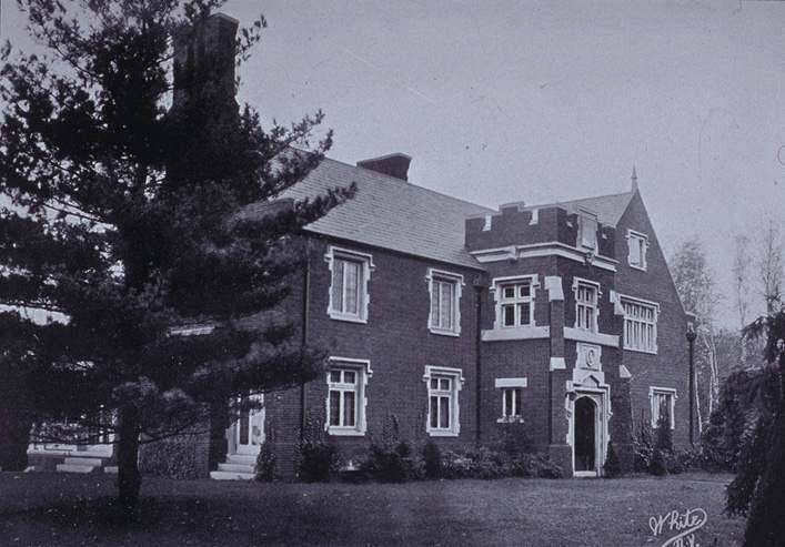 Campus Club after 1909
