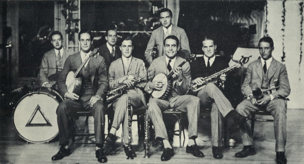 <p>Student Jazz at Princeton in the 20th Century</p>