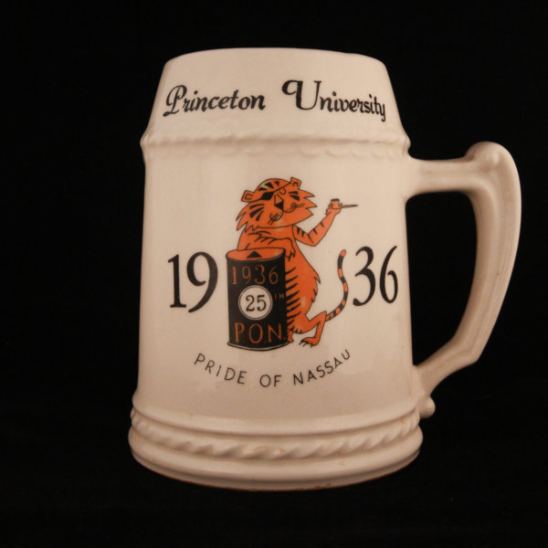 1936 Beer Stein 25th Reunion