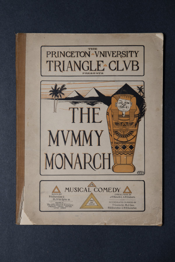1907:  The Mummy Monarch Score