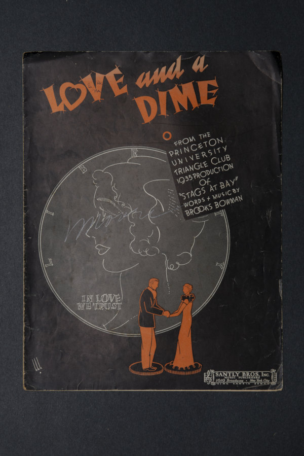 1935:  Love and a Dime Score from Stags at Bay