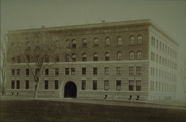 1892:  Brown Hall