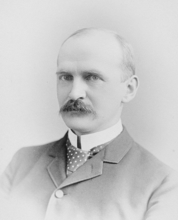 Andrew Fleming West, Class of 1874