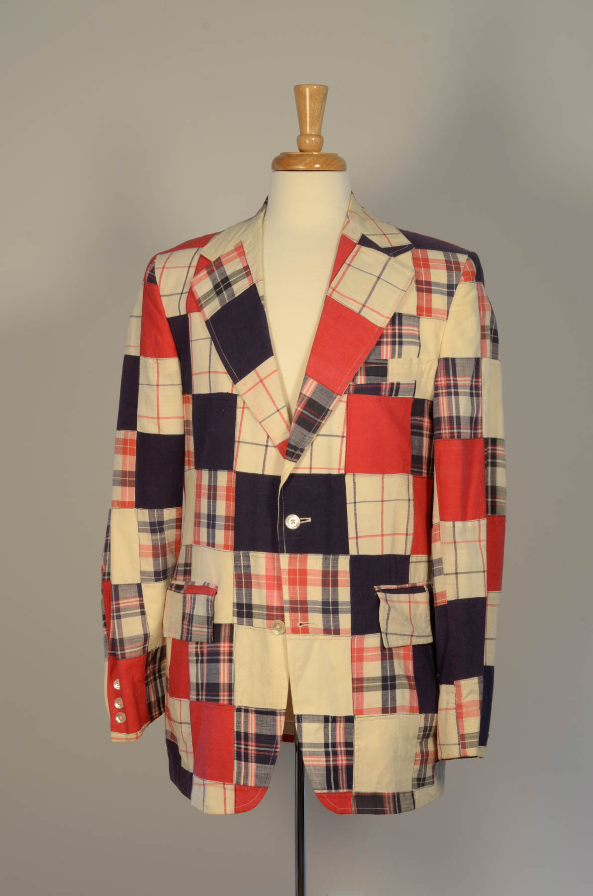 Reunion Jacket 1951 Variation 1 Front