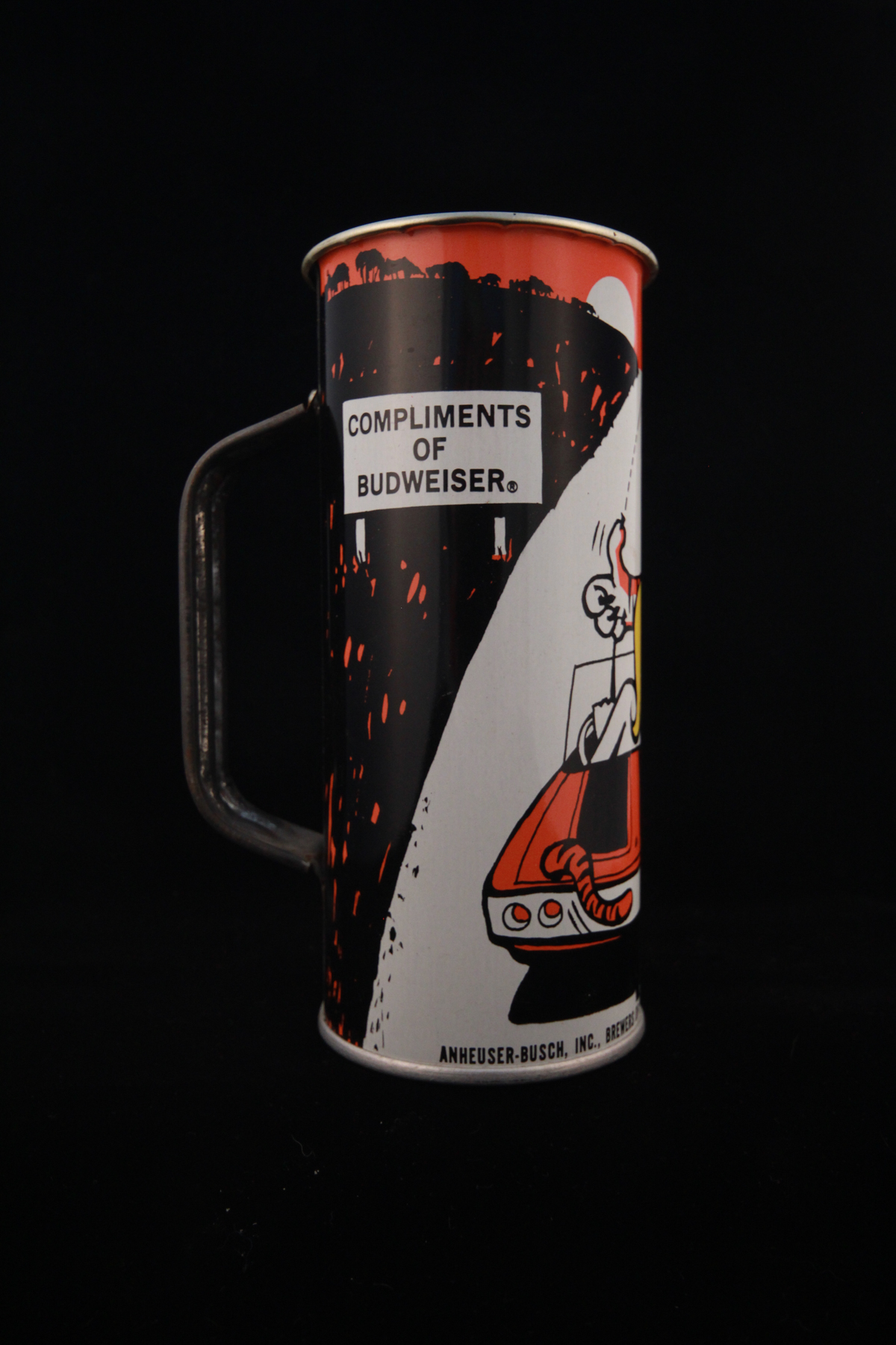 Beer Can 1966 Side Two