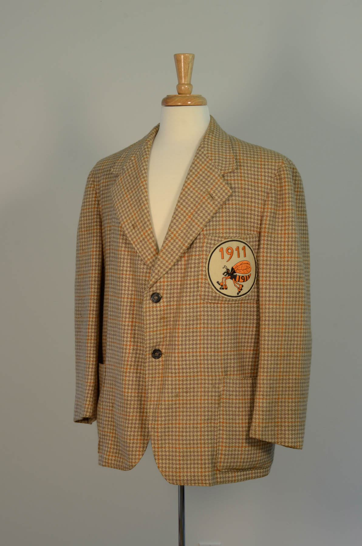 Reunion Jacket 1911 Front