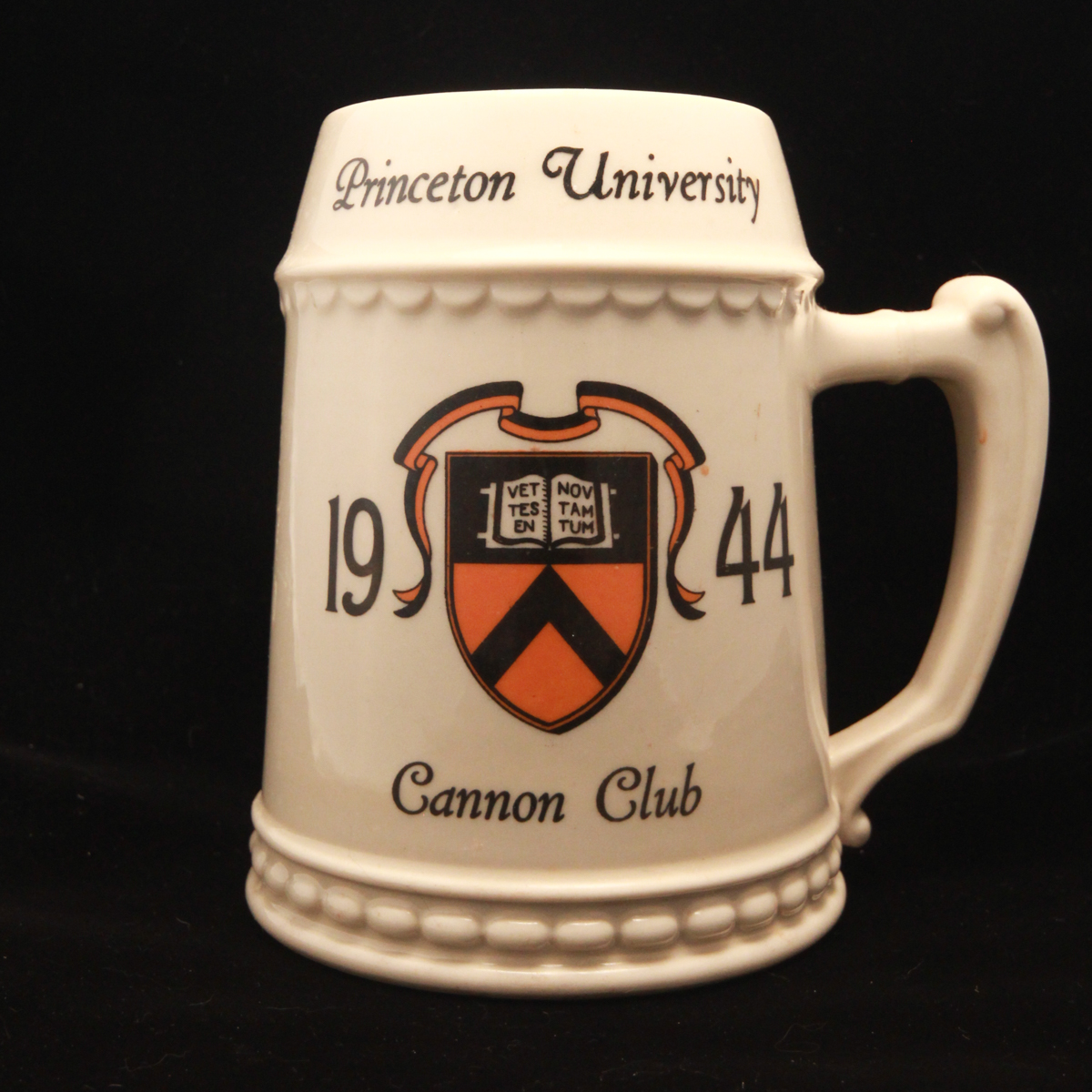 Beer Stein 1944 Cannon Club