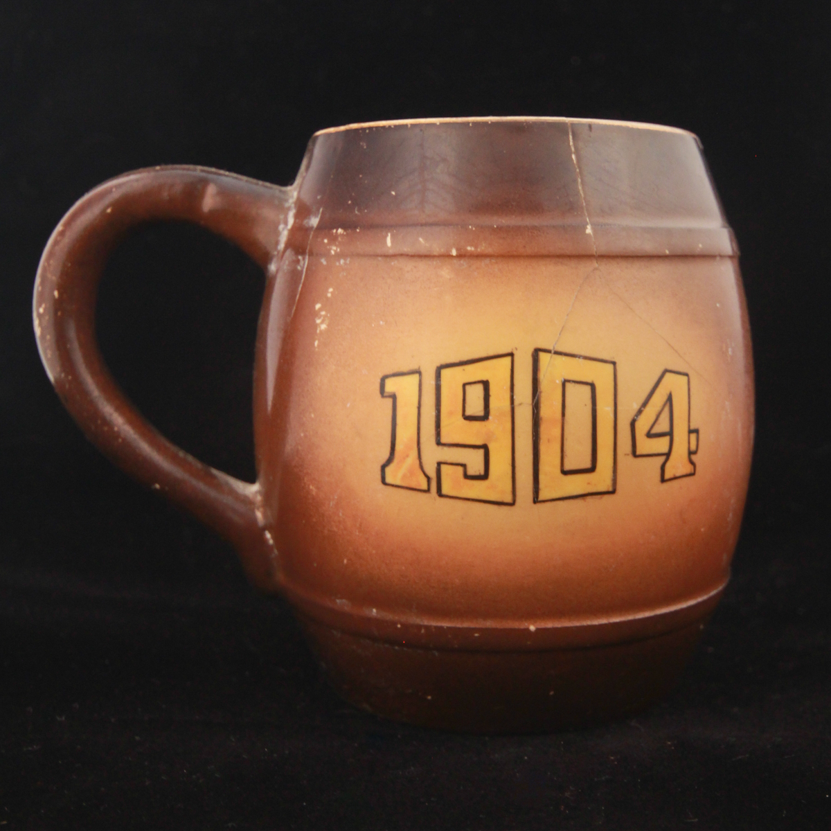 Beer Stein 1904 Side Two