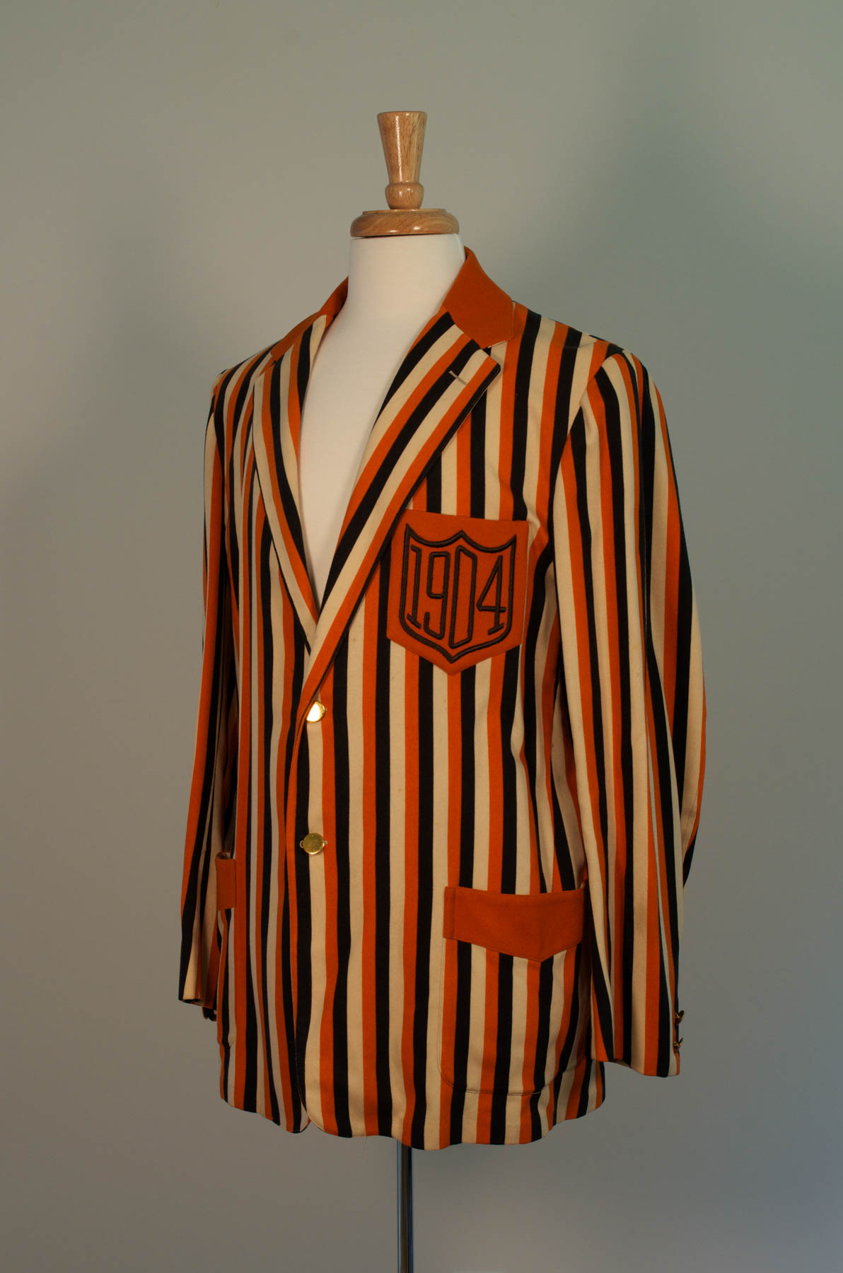 Reunion Jacket 1904 Front