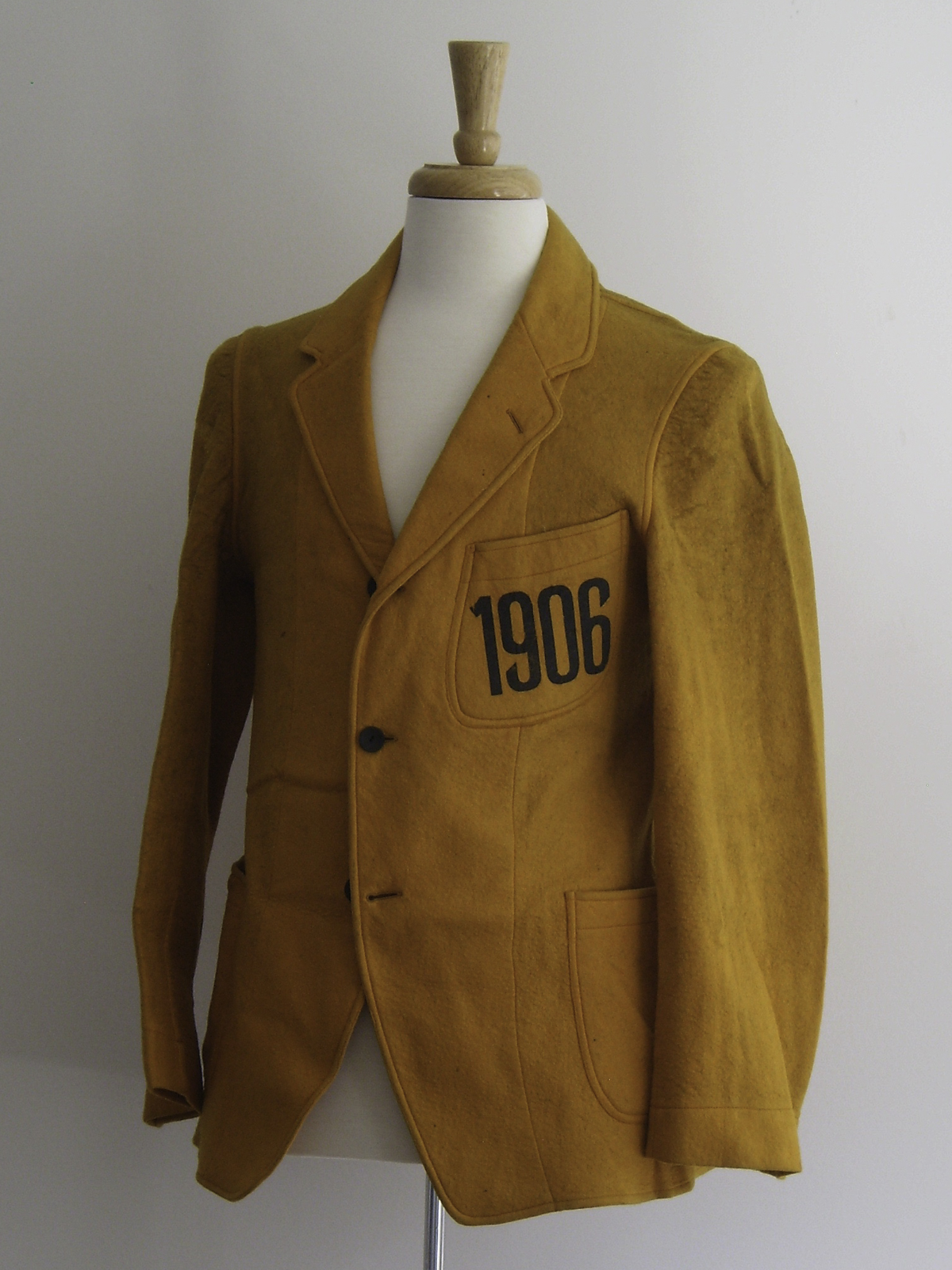 Reunion Jacket 1906 Front