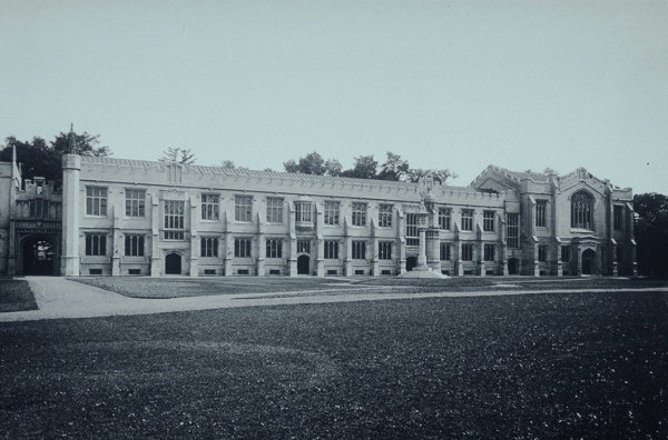 Evolution of the Campus:  1900-1917