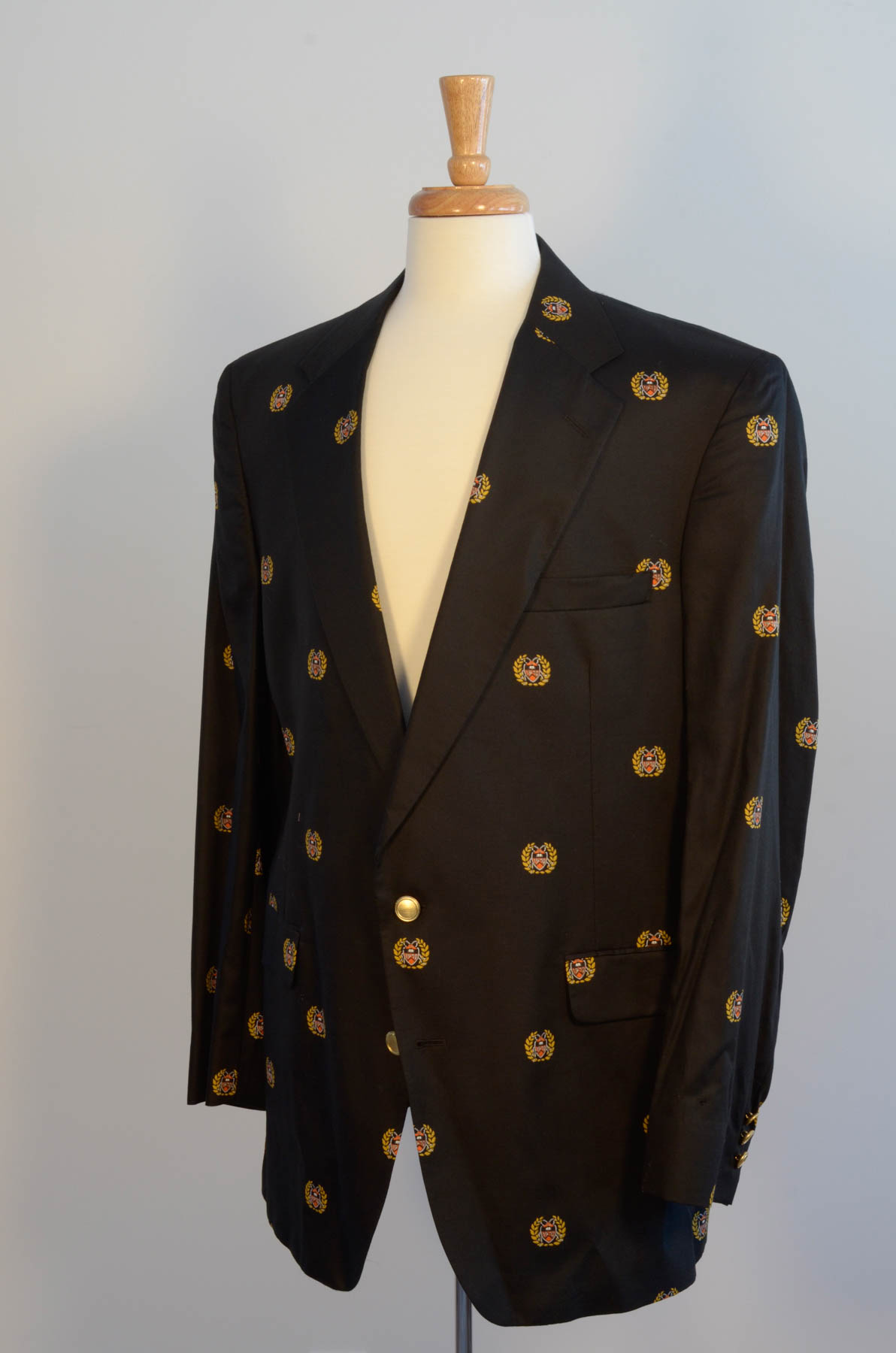 Reunion Jacket 1970 Front