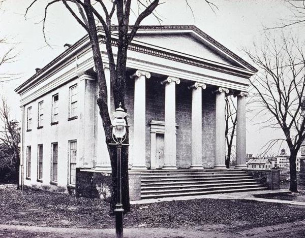 1838:  Cliosophic Hall