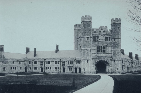 1897:  Blair Hall