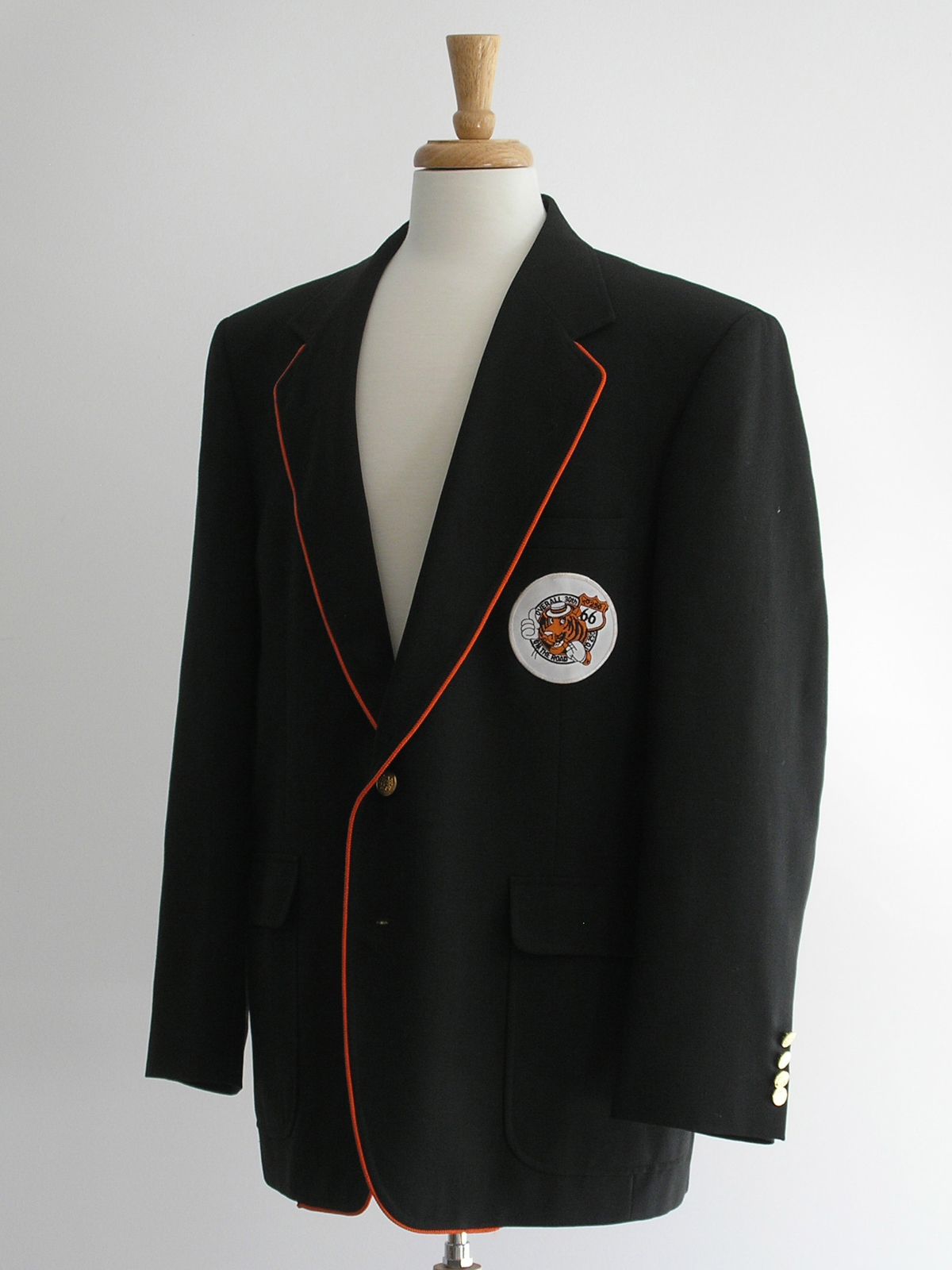 Reunion Jacket 1966 25th Front