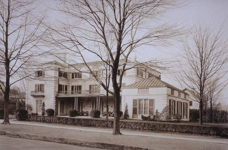 Elm Club after 1930