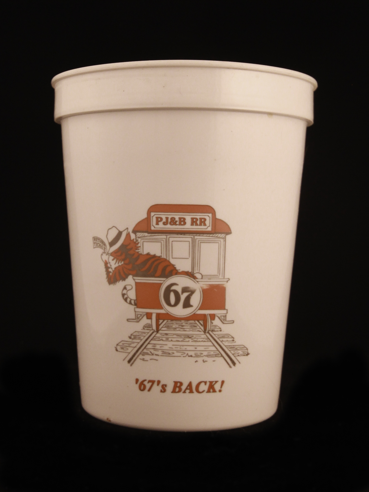 Beer Cup 1967 25th Reunion Side Two