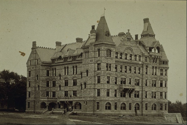 1877:  Witherspoon Hall
