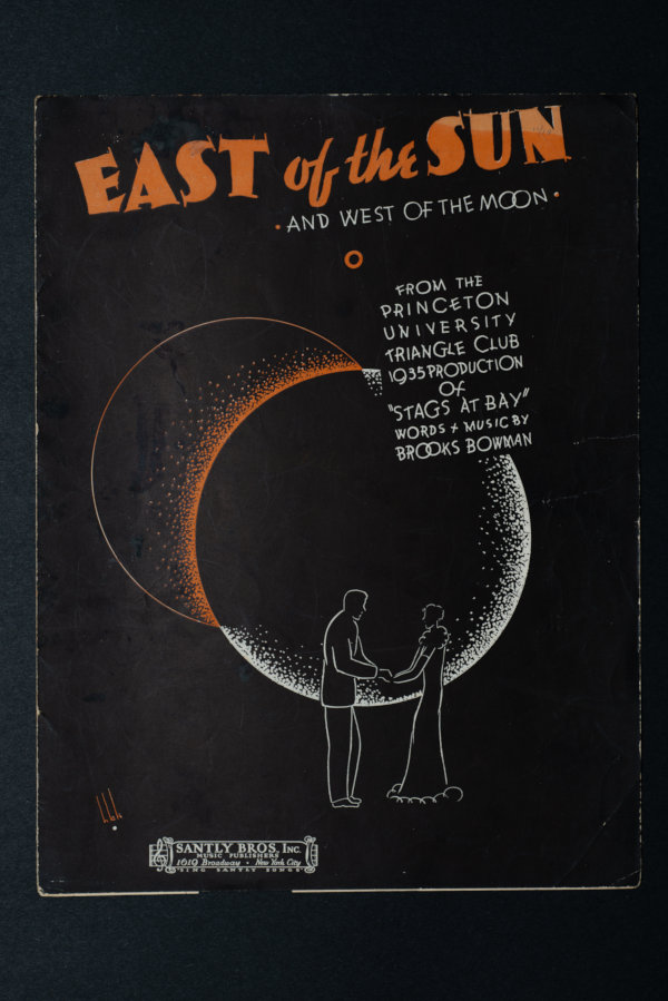 1935:  East of the Sun Score from Stags at Bay