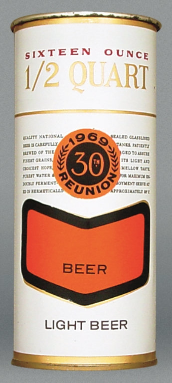 1969 Beer Can 30th Reunion