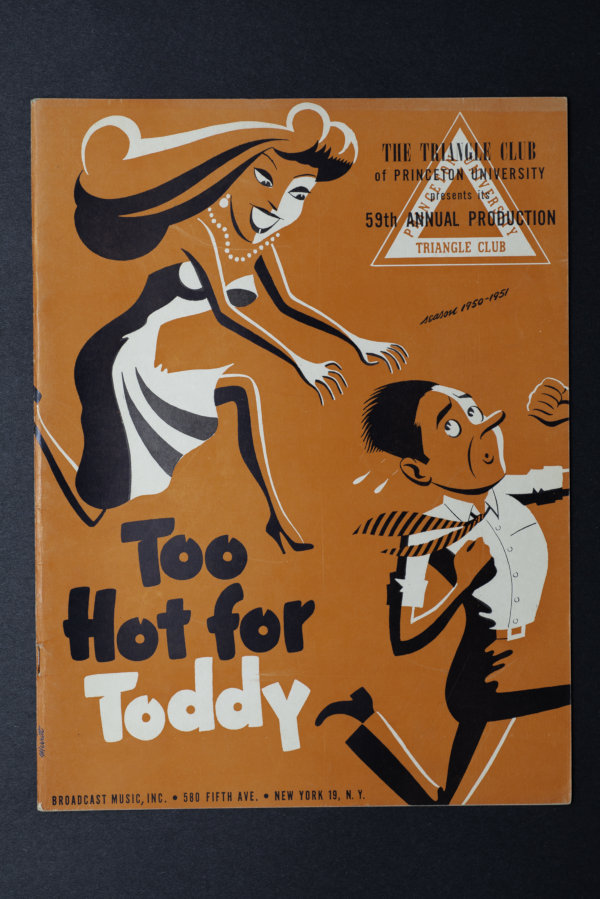 1951:  Too Hot for Toddy