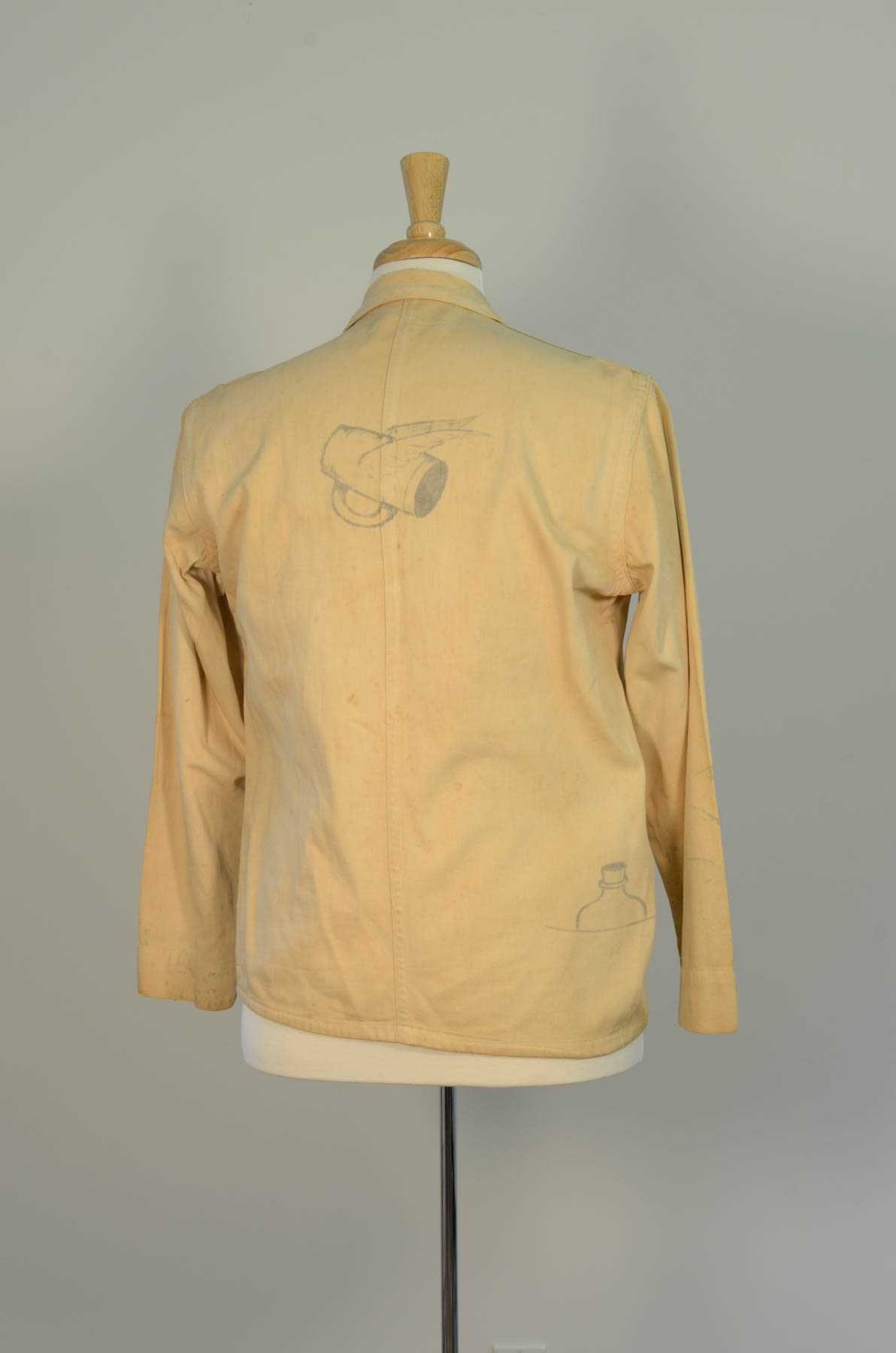 Beer Jacket 1922 Rear