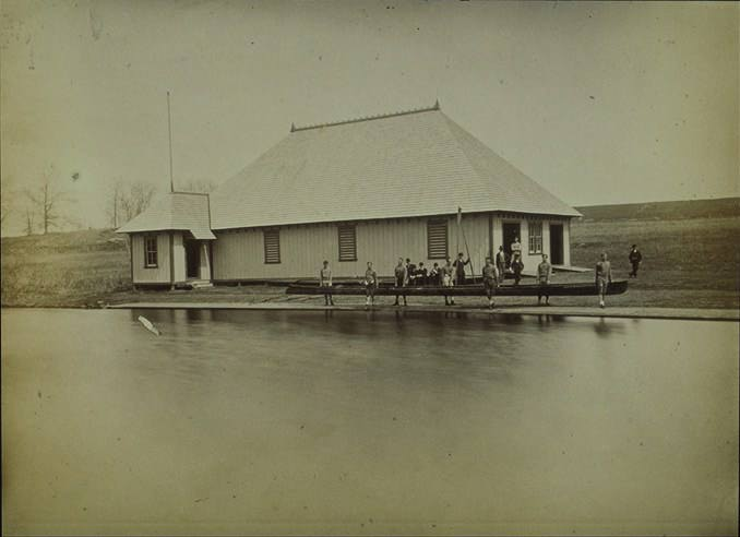 1874:  Boathouse