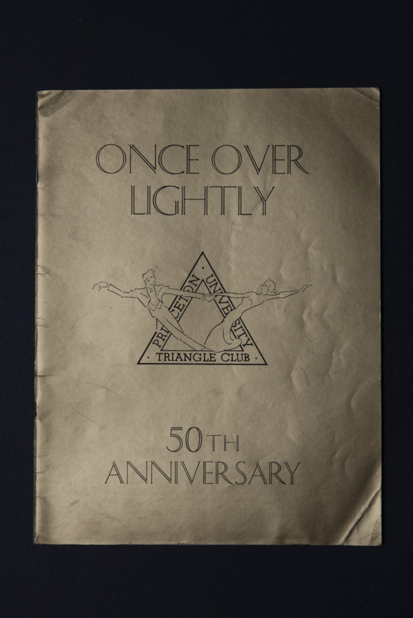 1939:  Once Over Lightly