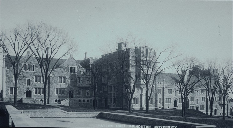 1906:  Patton Hall