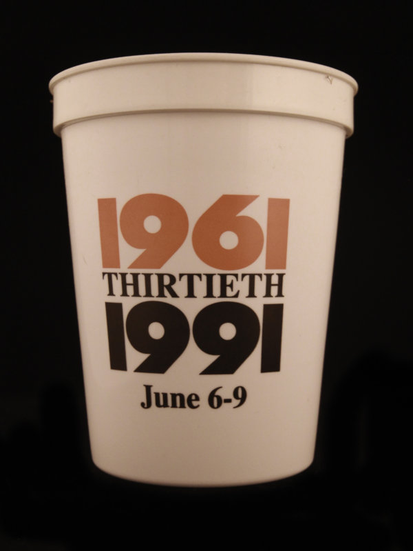 1961 Beer Cup 30th Reunion