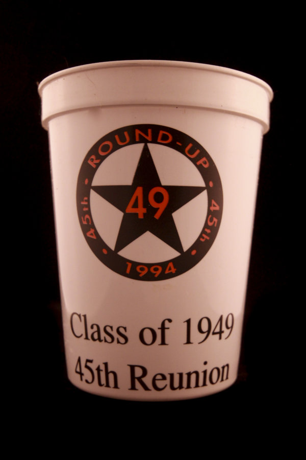 1949 Beer Cup 45th Reunion