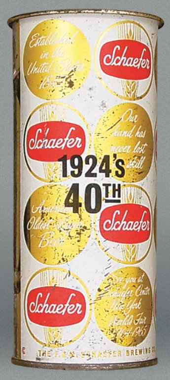 1924 Beer Can 40th Reunion