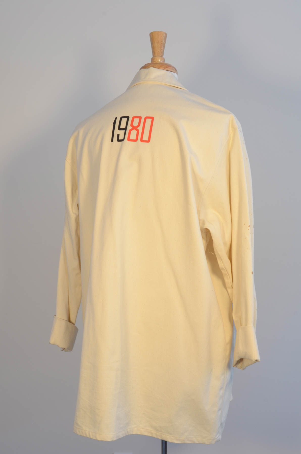 Reunion/Beer Jacket 1980 Rear