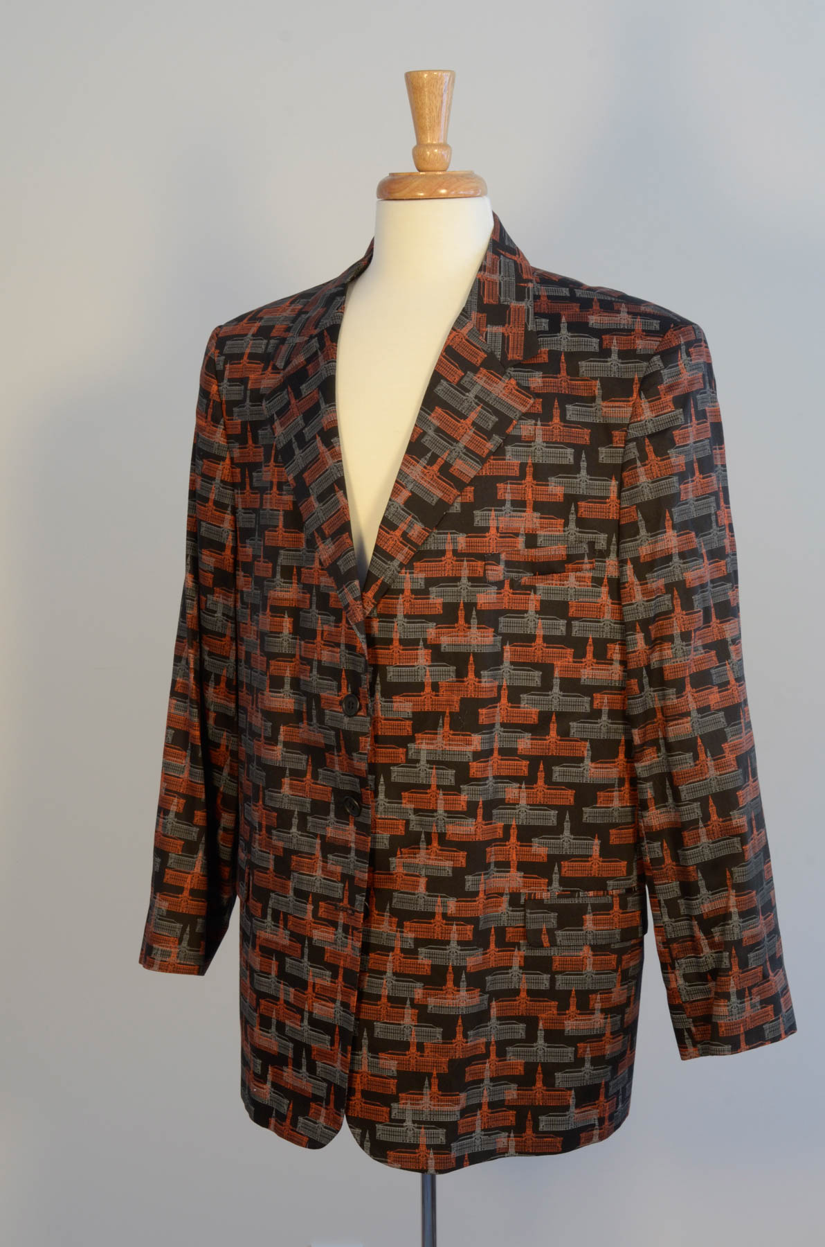 Reunion Jacket 1980 Front