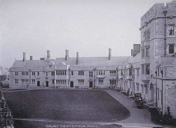 1899:  Little Hall
