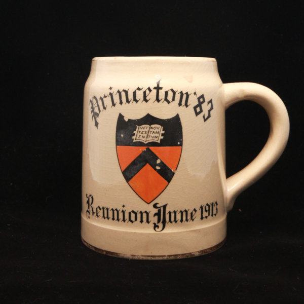1883 Beer Stein 30th Reunion