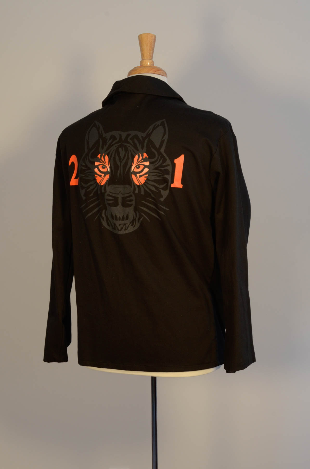 Beer Jacket 2001 Rear