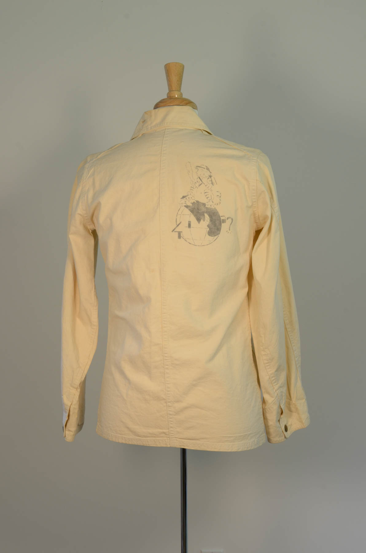 Beer Jacket 1941 Rear