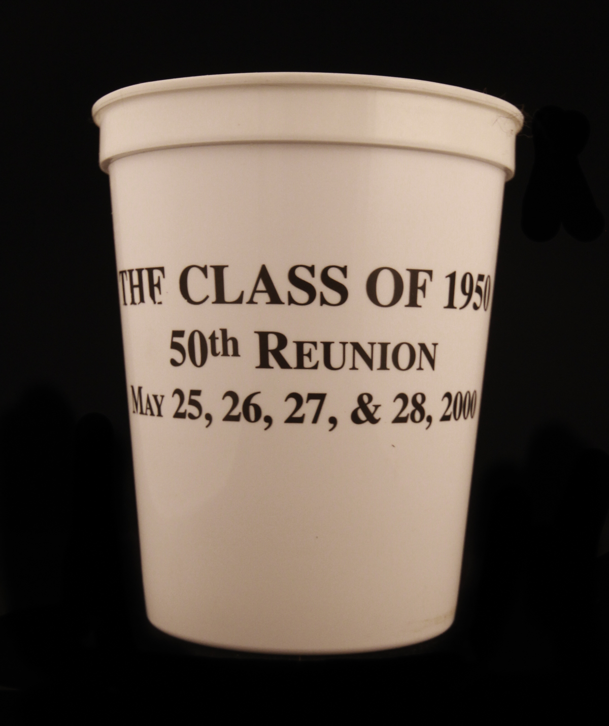 Beer Cup 1950 50th Reunion Side Two