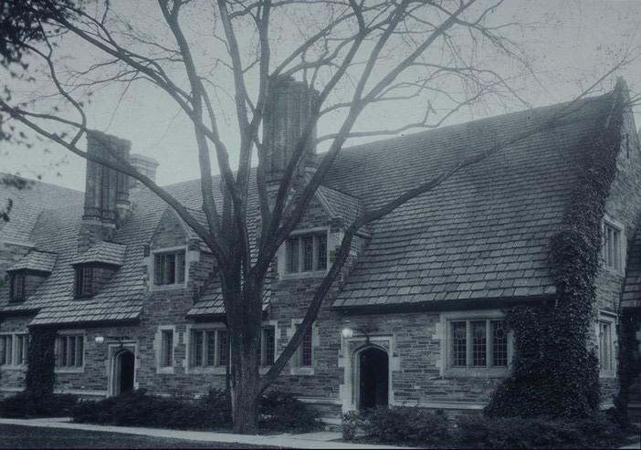 1911: Hamilton Hall | Princetoniana Museum