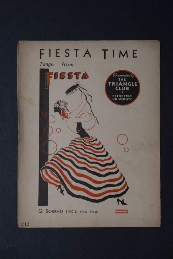 1934:  Fiesta Time Score from Fiesta