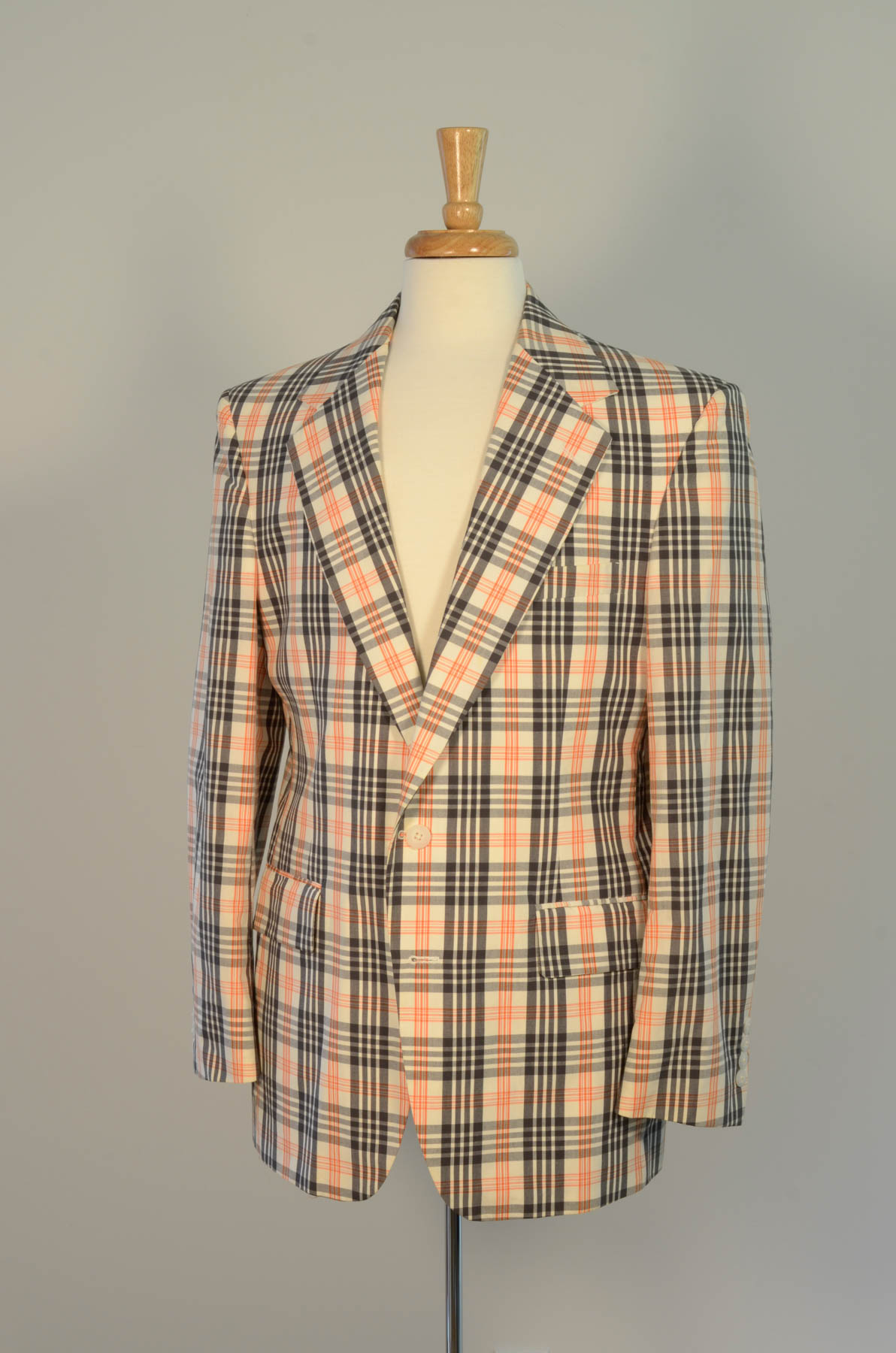 Reunion Jacket 1955 Front