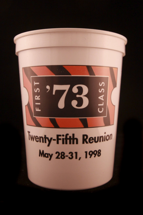 1973 Beer Cup 25th Reunion