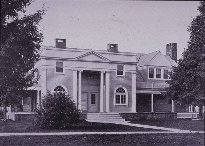 Colonial Club prior to 1907