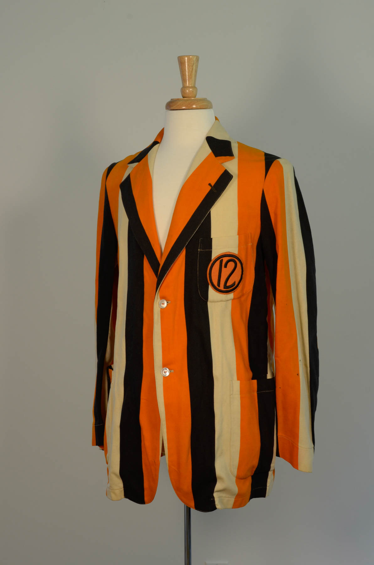 Reunion Jacket 1912 Front