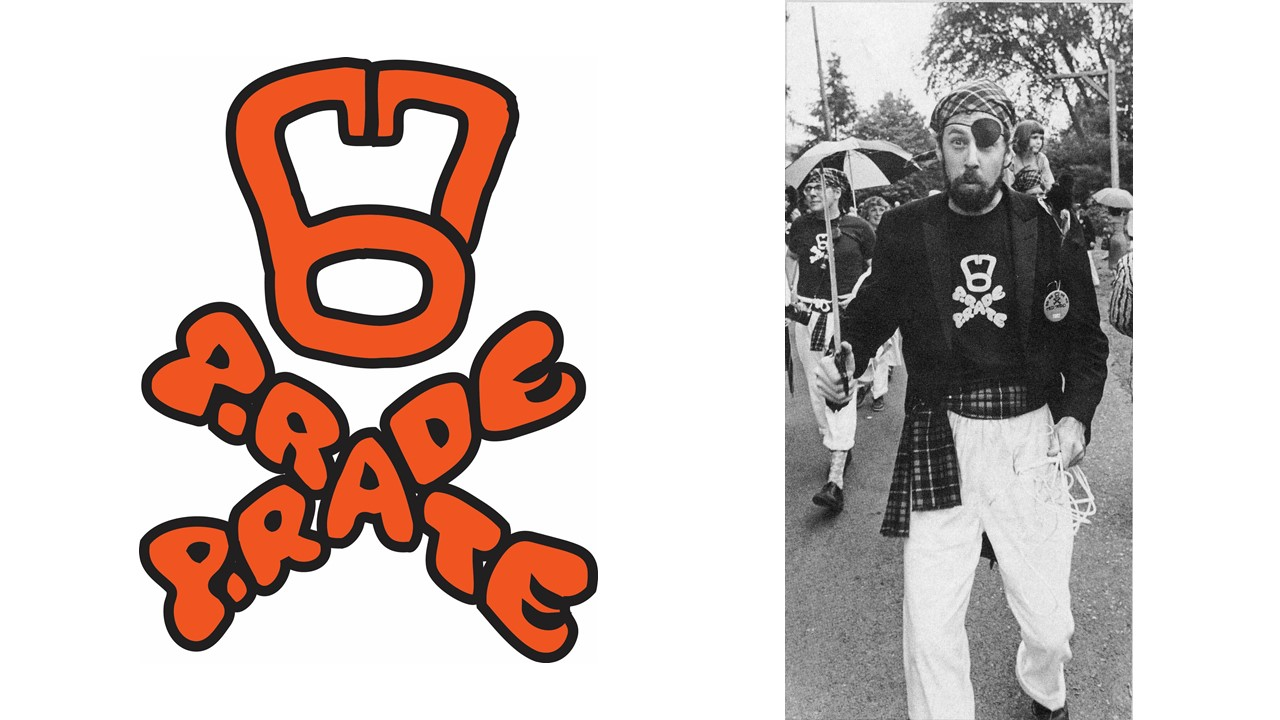 "1982:  Fifteenth Reunion ""67's P-rate P-rade"""
